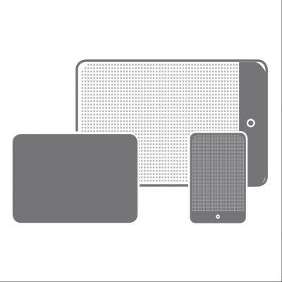 smartphones beeldschermen
