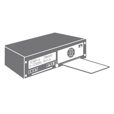 reinigingskaarten voor digitale tachograaf