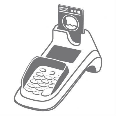 cleaningcards magneetkaartlezers