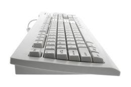 100% Waterdicht toetsenbord (Wit)